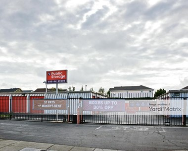 Storage Units for Rent available at 1829 Webster Street, Alameda, CA 94501 Photo Gallery 1