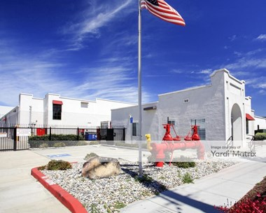 Storage Units for Rent available at 586 Stockton Avenue, San Jose, CA 95126 Photo Gallery 1