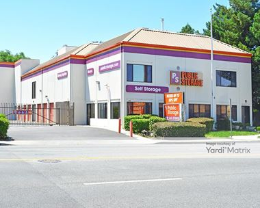 Storage Units for Rent available at 830 North Rengstorff Avenue, Mountain View, CA 94043 Photo Gallery 1