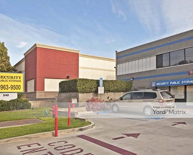 Storage Units for Rent available at 540 West Foothill Blvd, Glendora, CA 91741 Photo Gallery 1