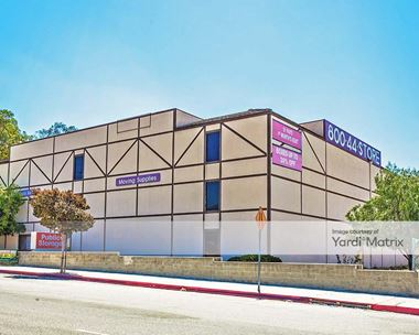 Storage Units for Rent available at 10400 Sunland Blvd, Sunland, CA 91040 Photo Gallery 1