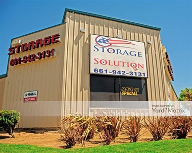 Storage Units for Rent available at 42738 East 4th Street, Lancaster, CA 93535 Photo Gallery 1