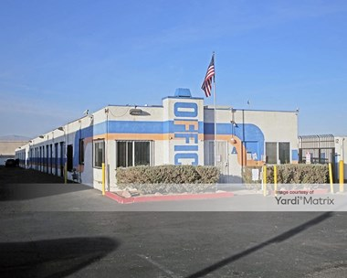 Storage Units for Rent available at 3380 Arville Street, Las Vegas, NV 89102 Photo Gallery 1