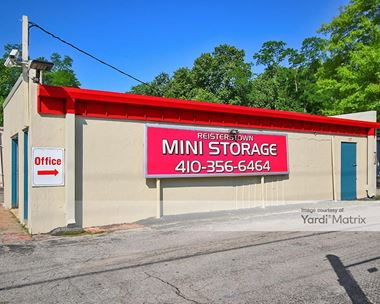 Storage Units for Rent available at 10624 Reisterstown Road, Owings Mills, MD 21117 Photo Gallery 1