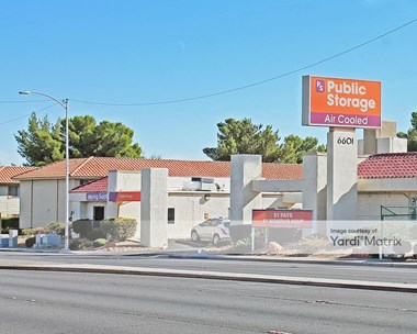 Storage Units for Rent available at 6601 West Charleston Blvd, Las Vegas, NV 89146 Photo Gallery 1