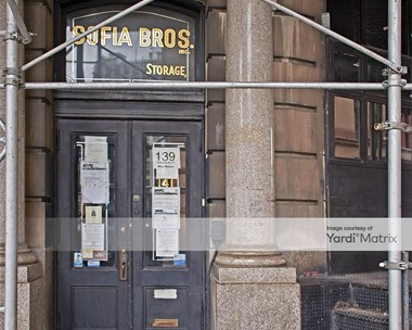 Storage Units for Rent available at 139 Franklin Street, New York, NY 10013 Photo Gallery 1