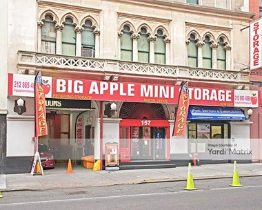 Storage Units for Rent available at 157 West 124Th Street, New York, NY 10027 Photo Gallery 1