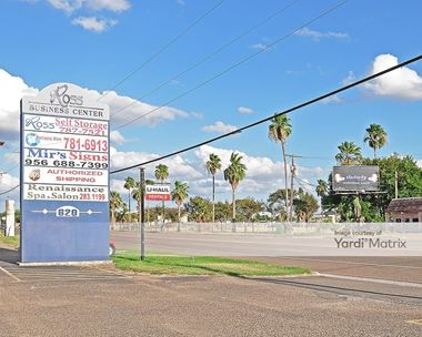 Storage Units for Rent available at 620 West Ferguson Street, Pharr, TX 78577 Photo Gallery 1