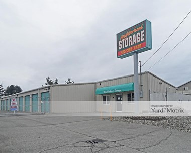 Storage Units for Rent available at 10121 9Th Avenue West, Everett, WA 98204 Photo Gallery 1