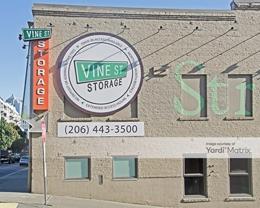 Storage Units for Rent available at 11 Vine Street, Seattle, WA 98121 Photo Gallery 1