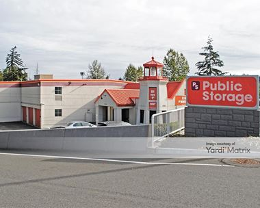 Storage Units for Rent available at 11910 NE 116th Street, Kirkland, WA 98034 Photo Gallery 1