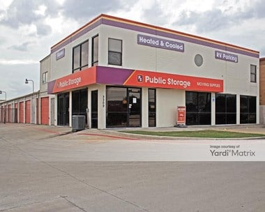 Storage Units for Rent available at 3309 Alma Drive, Plano, TX 75023 Photo Gallery 1