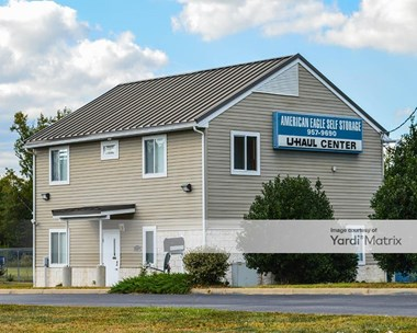 Storage Units for Rent available at 4592 Sandesara Drive, Prince George, VA 23875 Photo Gallery 1