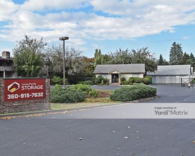 Storage Units for Rent available at 4812 Lacey Blvd SE, Lacey, WA 98503 Photo Gallery 1