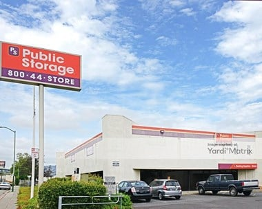 Storage Units for Rent available at 680 Hegenberger Road, Oakland, CA 94621 Photo Gallery 1