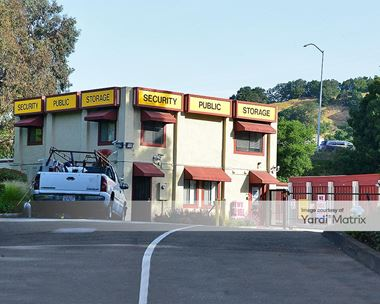 Storage Units for Rent available at 111 Muir Station Road, Martinez, CA 94553 Photo Gallery 1