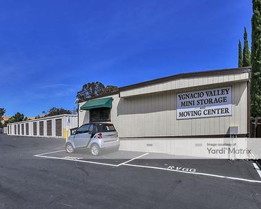 Storage Units for Rent available at 1705 Kirker Pass Road, Concord, CA 94521 Photo Gallery 1