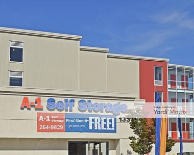 Storage Units for Rent available at 1337 Old County Road, Belmont, CA 94002 Photo Gallery 1