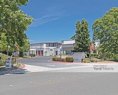 Storage Units for Rent available at 220 Business Park Drive, Rohnert Park, CA 94928 Photo Gallery 1
