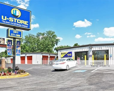 Storage Units for Rent available at 4151 Kenilworth Avenue, Bladensburg, MD 20710 Photo Gallery 1