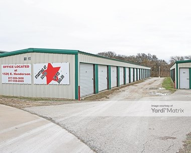 Storage Units for Rent available at 1540 East Henderson, Cleburne, TX 76031 Photo Gallery 1