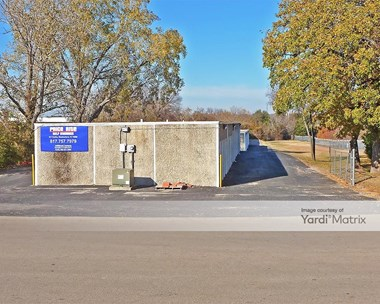 Storage Units for Rent available at 911 Eureka Street, Weatherford, TX 76086 Photo Gallery 1