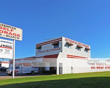 Storage Units for Rent available at 1801 Industrial Blvd, Colleyville, TX 76034 Photo Gallery 1