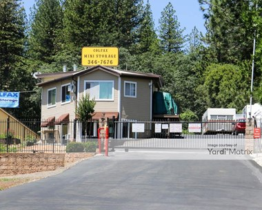 Storage Units for Rent available at 1255 South Auburn Street, Colfax, CA 95713 Photo Gallery 1