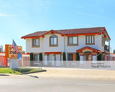 Storage Units for Rent available at 11297 Trade Center Drive, Rancho Cordova, CA 95742 Photo Gallery 1