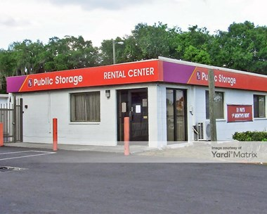 Storage Units for Rent available at 6286 West Waters Avenue, Tampa, FL 33634 Photo Gallery 1