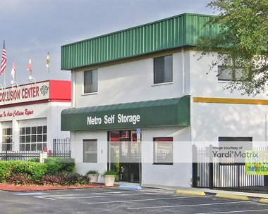 Storage Units for Rent available at 4216 Gunn Hwy, Tampa, FL 33618 Photo Gallery 1