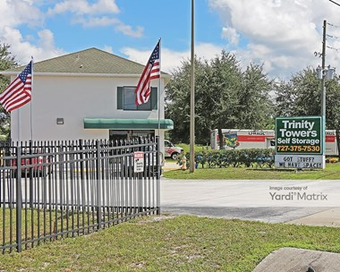 Storage Units for Rent available at 10409 FL-54, Trinity, FL 34655 Photo Gallery 1