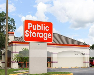 Storage Units for Rent available at 360 State Road 434 East, Longwood, FL 32750 Photo Gallery 1