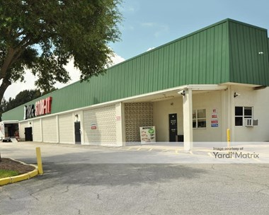 Storage Units for Rent available at 500 North Cocoa Blvd, Cocoa, FL 32922 Photo Gallery 1