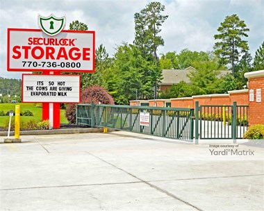 Storage Units for Rent available at 1573 Athens Hwy, Grayson, GA 30017 Photo Gallery 1