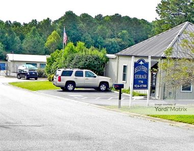 Storage Units for Rent available at 6630 Commerce Pkwy, Woodstock, GA 30189 Photo Gallery 1