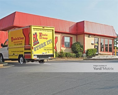 Storage Units for Rent available at 1 Western Hills Court, Norcross, GA 30071 Photo Gallery 1