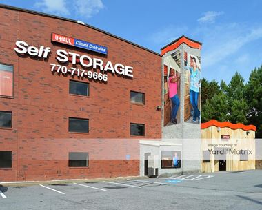 Storage Units for Rent available at 140 Rockbridge Road NW, Lilburn, GA 30047 Photo Gallery 1
