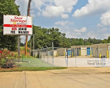 Storage Units for Rent available at 3370 Dahlonega Hwy, Cumming, GA 30028 Photo Gallery 1