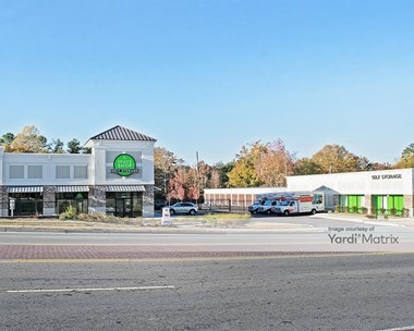 Storage Units for Rent available at 1240 Alpharetta Street, Roswell, GA 30075 Photo Gallery 1