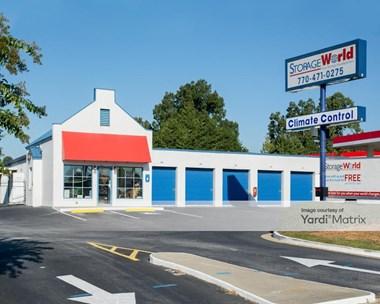 Storage Units for Rent available at 9887 Tara Blvd, Jonesboro, GA 30236 Photo Gallery 1
