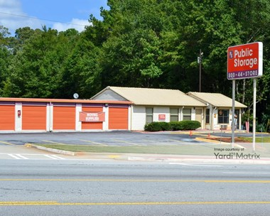 Storage Units for Rent available at 1844 Mountain Industrial Blvd, Tucker, GA 30084 Photo Gallery 1