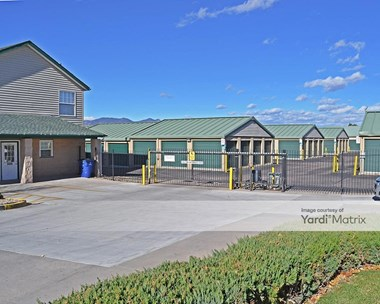 Storage Units for Rent available at 3420 East Vickers Drive, Colorado Springs, CO 80918 Photo Gallery 1