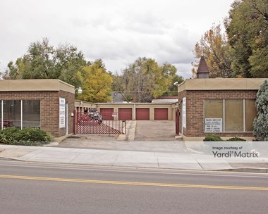 Storage Units for Rent available at 721 East Costilla Street, Colorado Springs, CO 80903 Photo Gallery 1