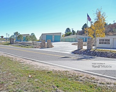 Storage Units for Rent available at 2925 Peak View, Monument, CO 80132 Photo Gallery 1