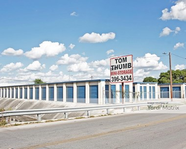 Storage Units for Rent available at 1848 Peter Garza Drive, San Marcos, TX 78666 Photo Gallery 1