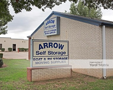 Storage Units for Rent available at 201 West Hurst Blvd, Hurst, TX 76053 Photo Gallery 1