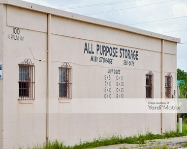 Storage Units for Rent available at 100 North Palm Avenue, Titusville, FL 32796 Photo Gallery 1