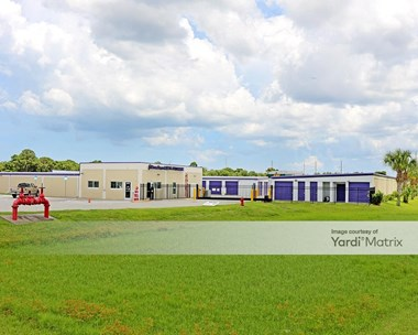Storage Units for Rent available at 575 North Apollo Blvd, Melbourne, FL 32935 Photo Gallery 1