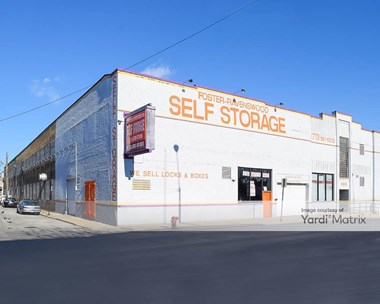 Storage Units for Rent available at 1800 West Foster Avenue, Chicago, IL 60640 Photo Gallery 1